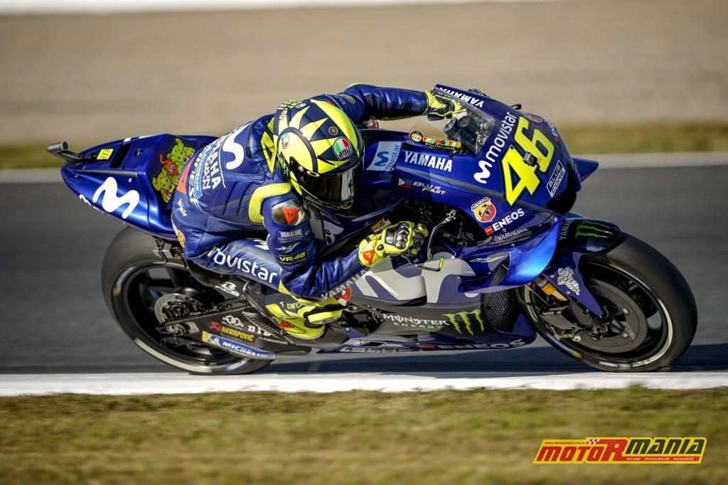Czym zaskoczy Valentino Rossi?