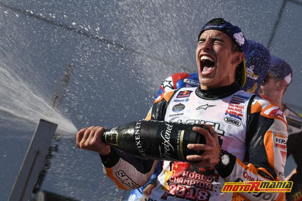 Teraz czas na świętowanie! - zdjęcia: motogp.com