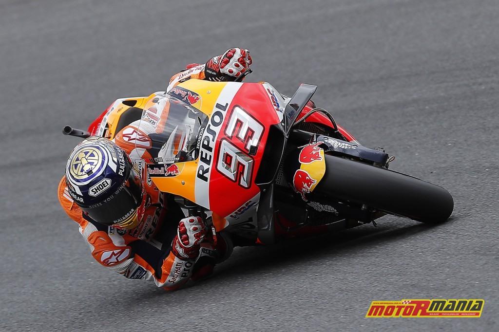 Marquez gotowy do walki - zdjęcia: Repsol, Ducati, Yamaha, Suzuki
