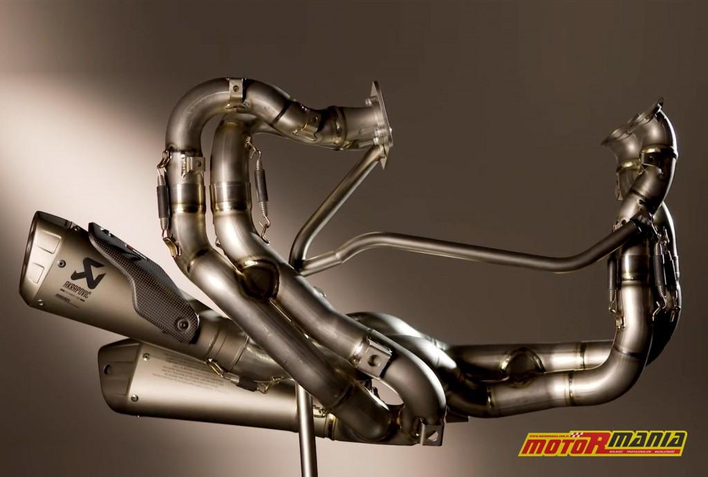 Akrapovic wydech Ducati Panigale V4 R 2019