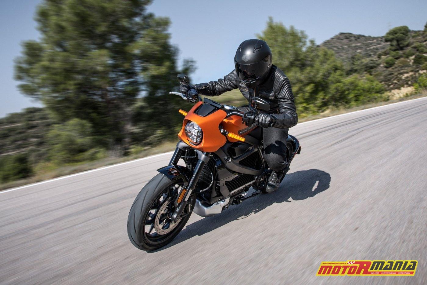 Harley Davidson LiveWire 2020 (11)