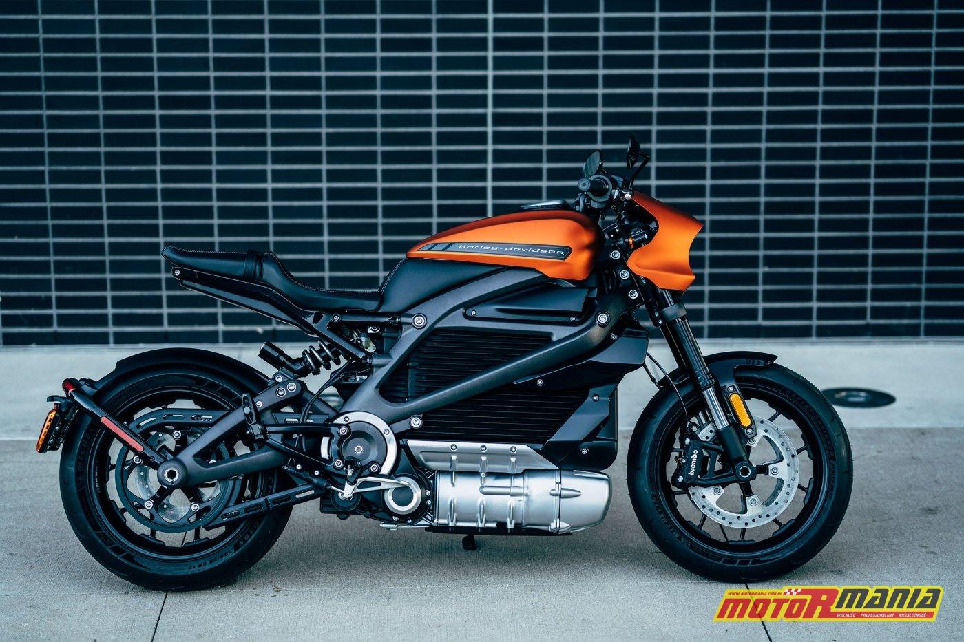 Harley Davidson LiveWire 2020 (3)