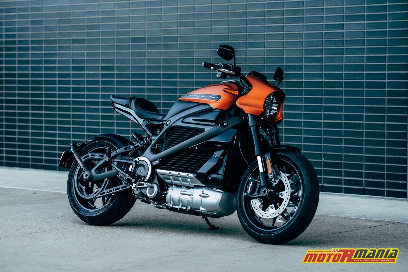 Harley Davidson LiveWire 2020 (4)