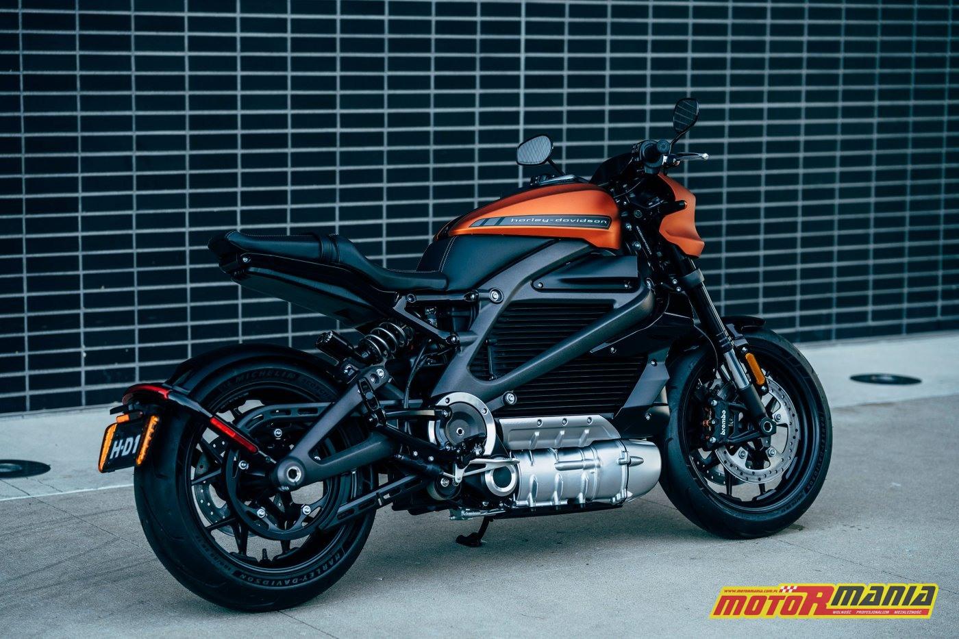 Harley Davidson LiveWire 2020 (5)