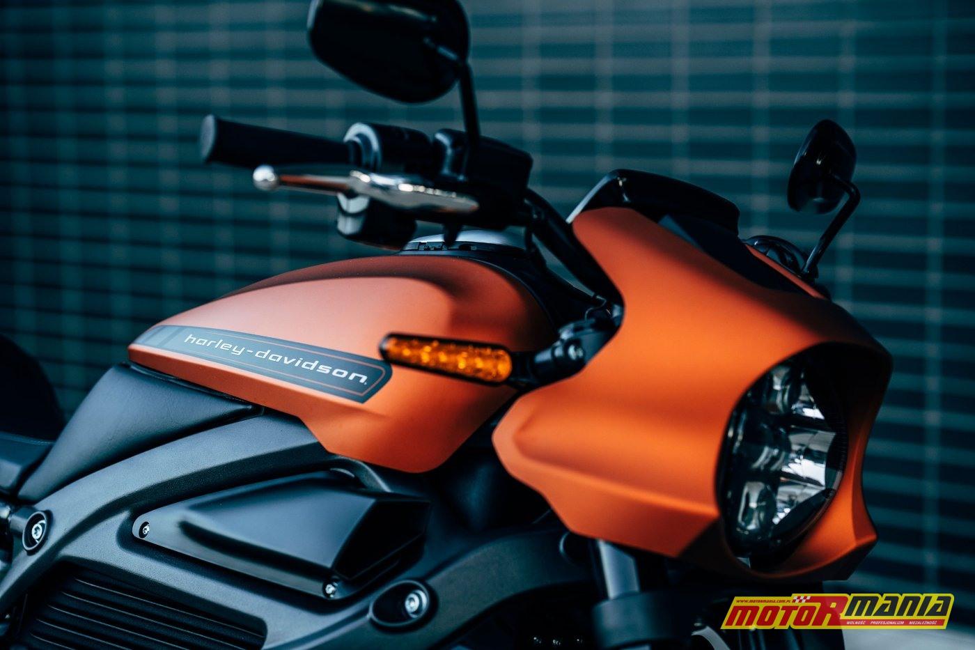 Harley Davidson LiveWire 2020 (6)