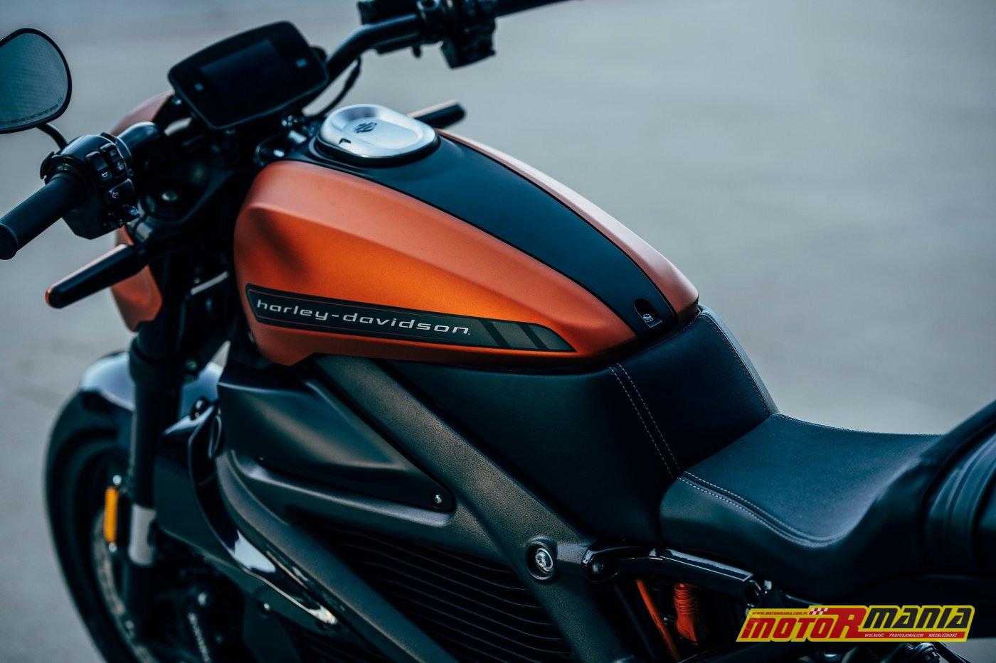 Harley Davidson LiveWire 2020 (7)
