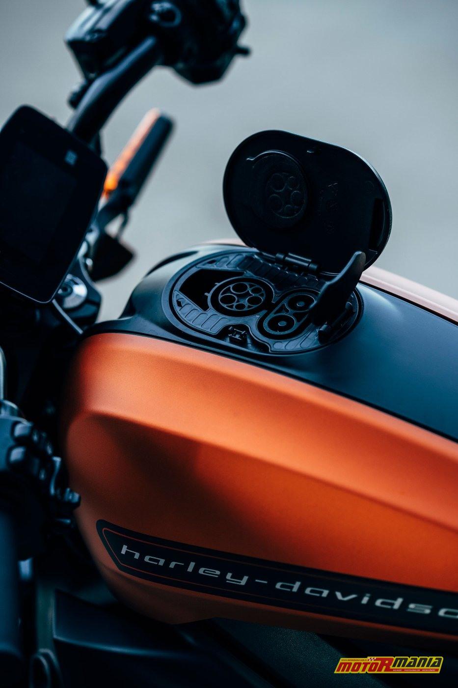 Harley Davidson LiveWire 2020 (8)