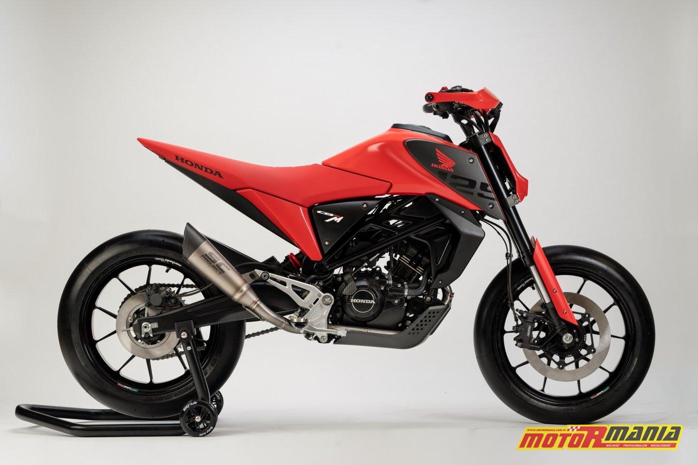 CB125M Concept