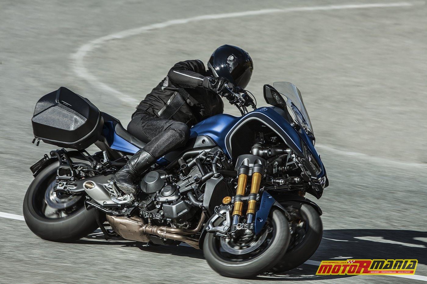 Yamaha Niken GT 2019 (2)