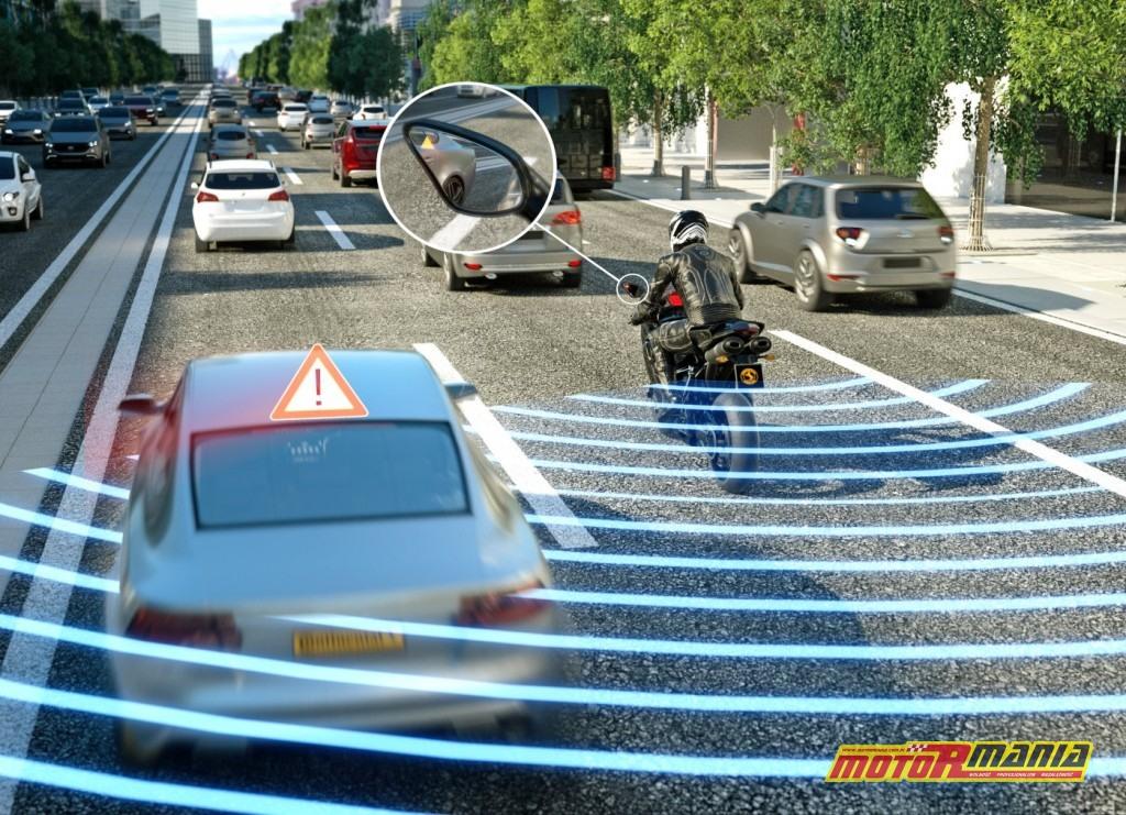 Blind Spot Detection & Lane Change Assist