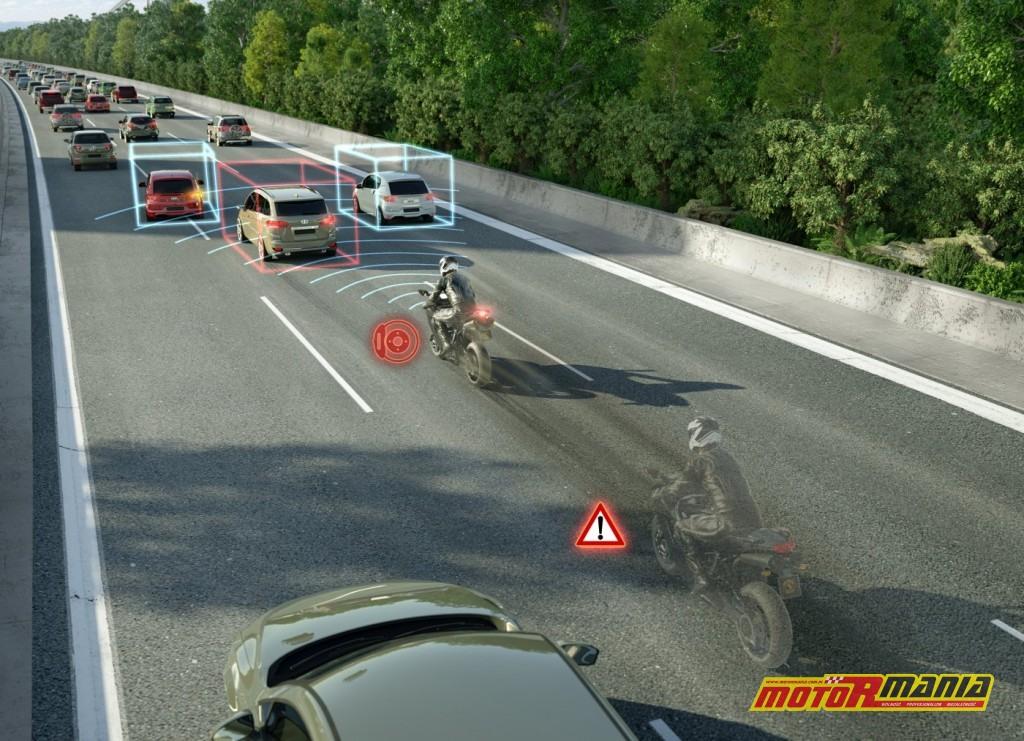 Emergency Brake Assist & Forward Collision Warning