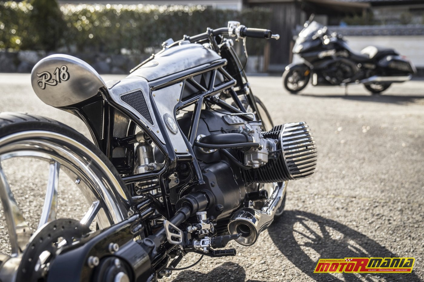 BMW R18 silnik boxer 1800 - the departed custom works zon (10)