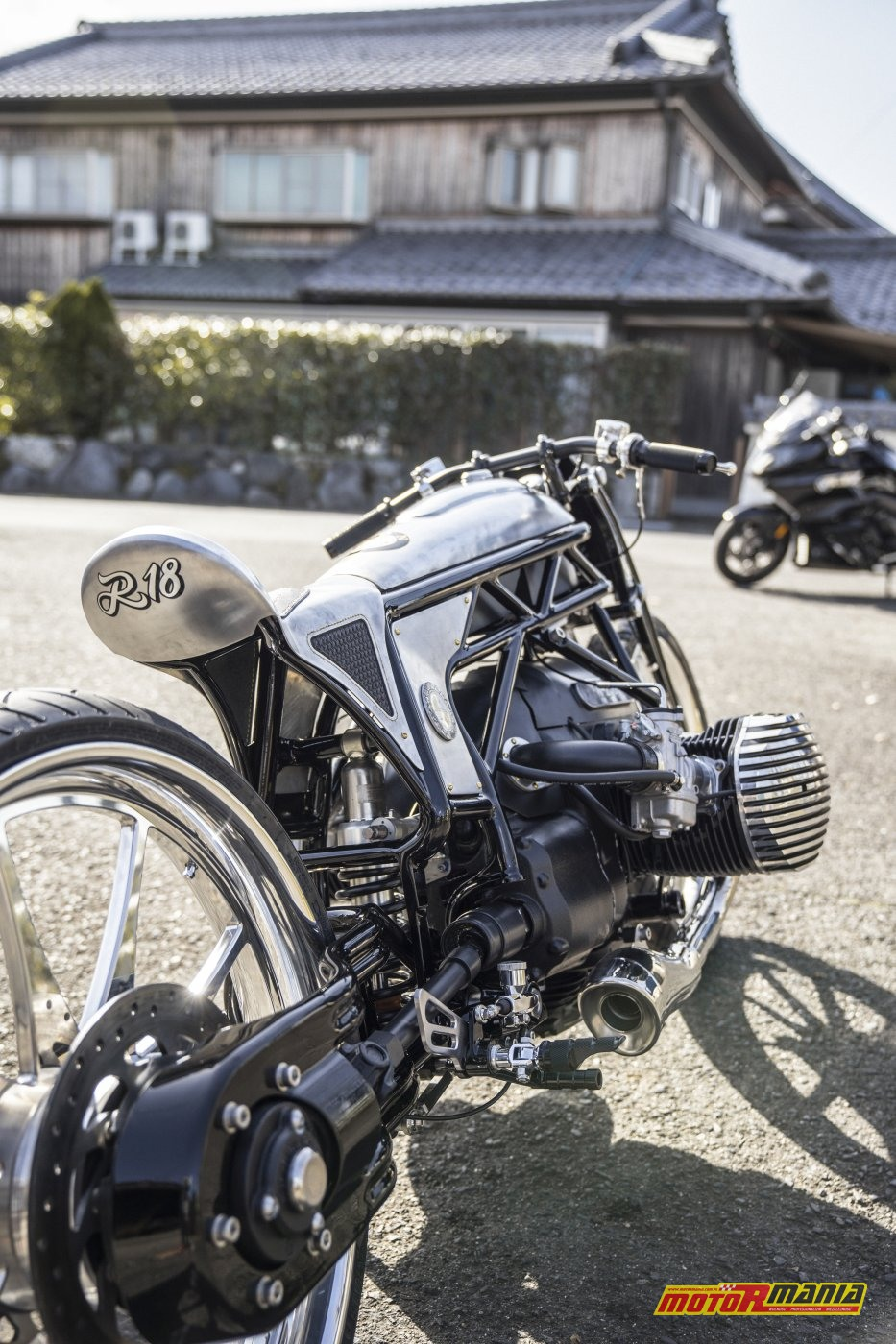 BMW R18 silnik boxer 1800 - the departed custom works zon (11)