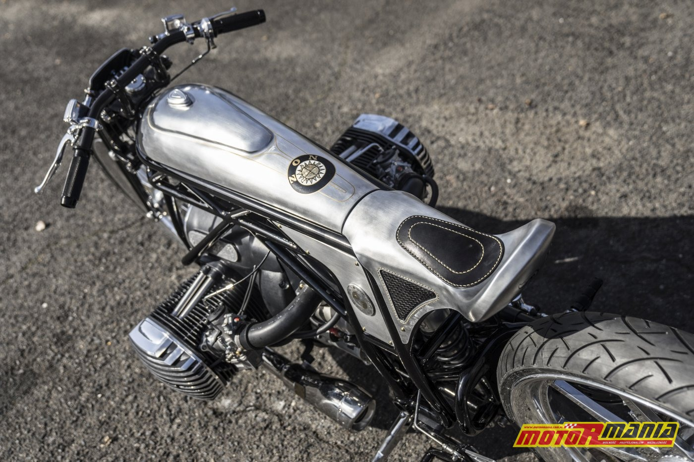 BMW R18 silnik boxer 1800 - the departed custom works zon (12)