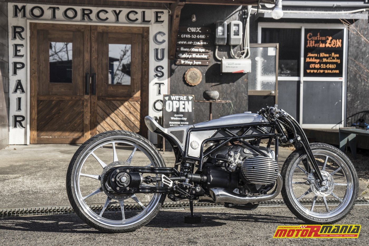 BMW R18 silnik boxer 1800 - the departed custom works zon (17)