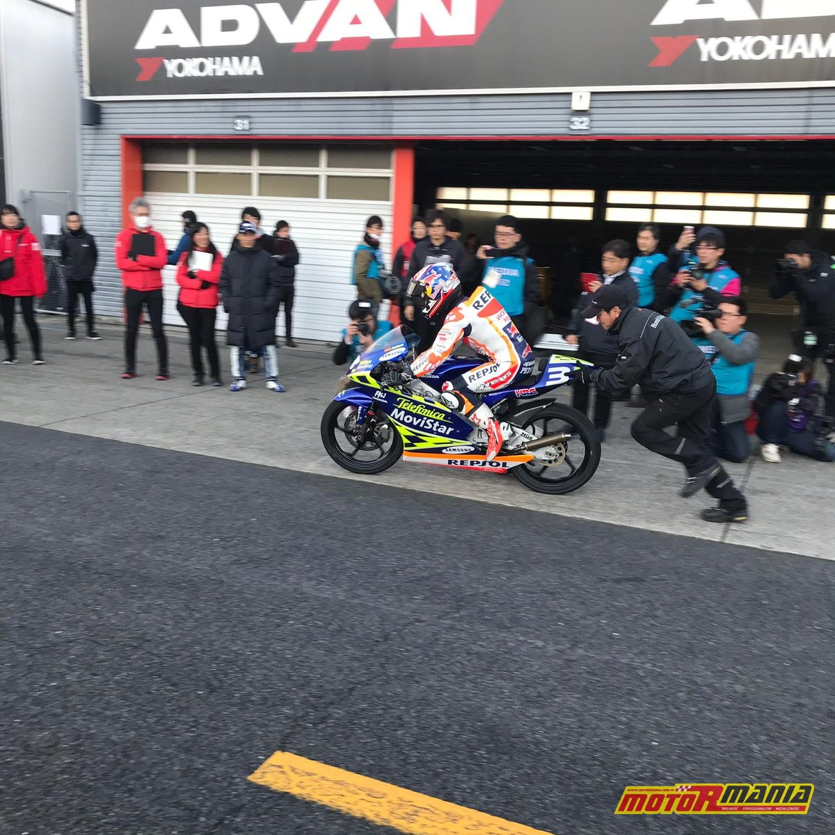 Dani Pedrosa Honda racing thanks day (2)