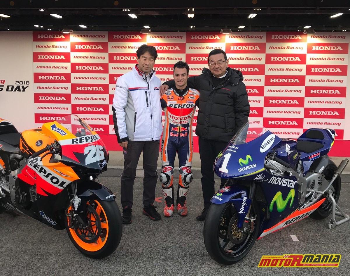 Dani Pedrosa Honda racing thanks day (4) rc213v i rs250rw