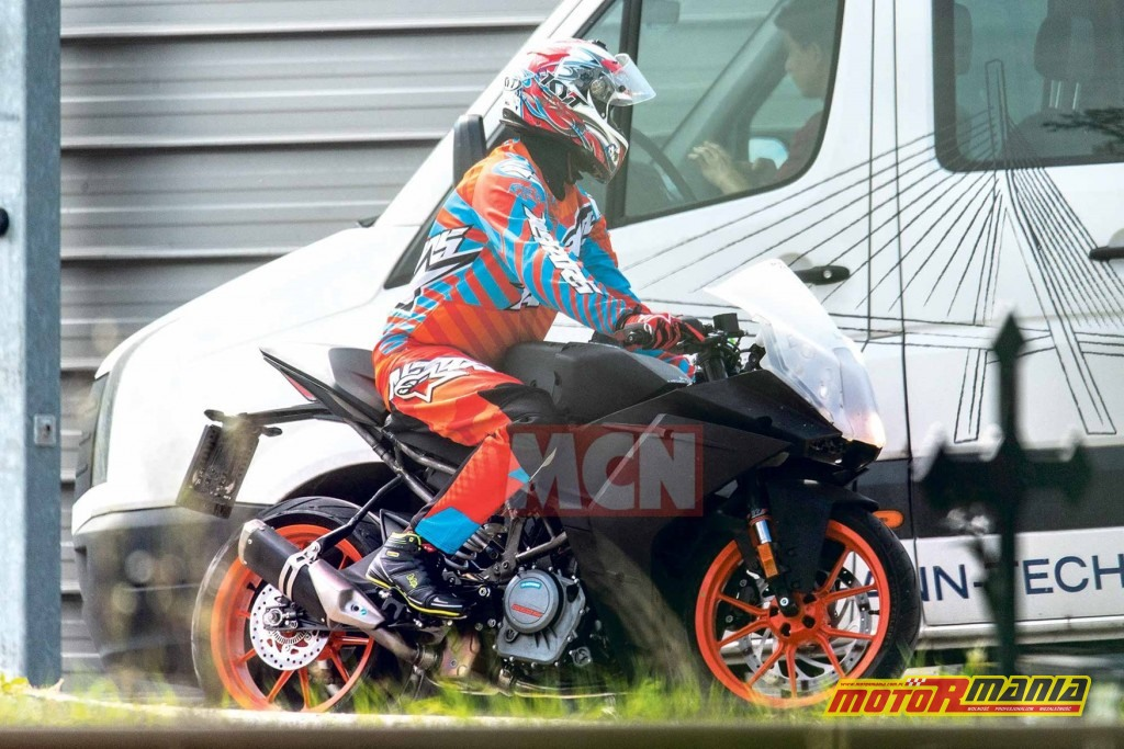 KTM RC390 2020