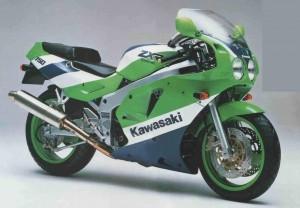 Oryginalne Kawasaki ZXR 750