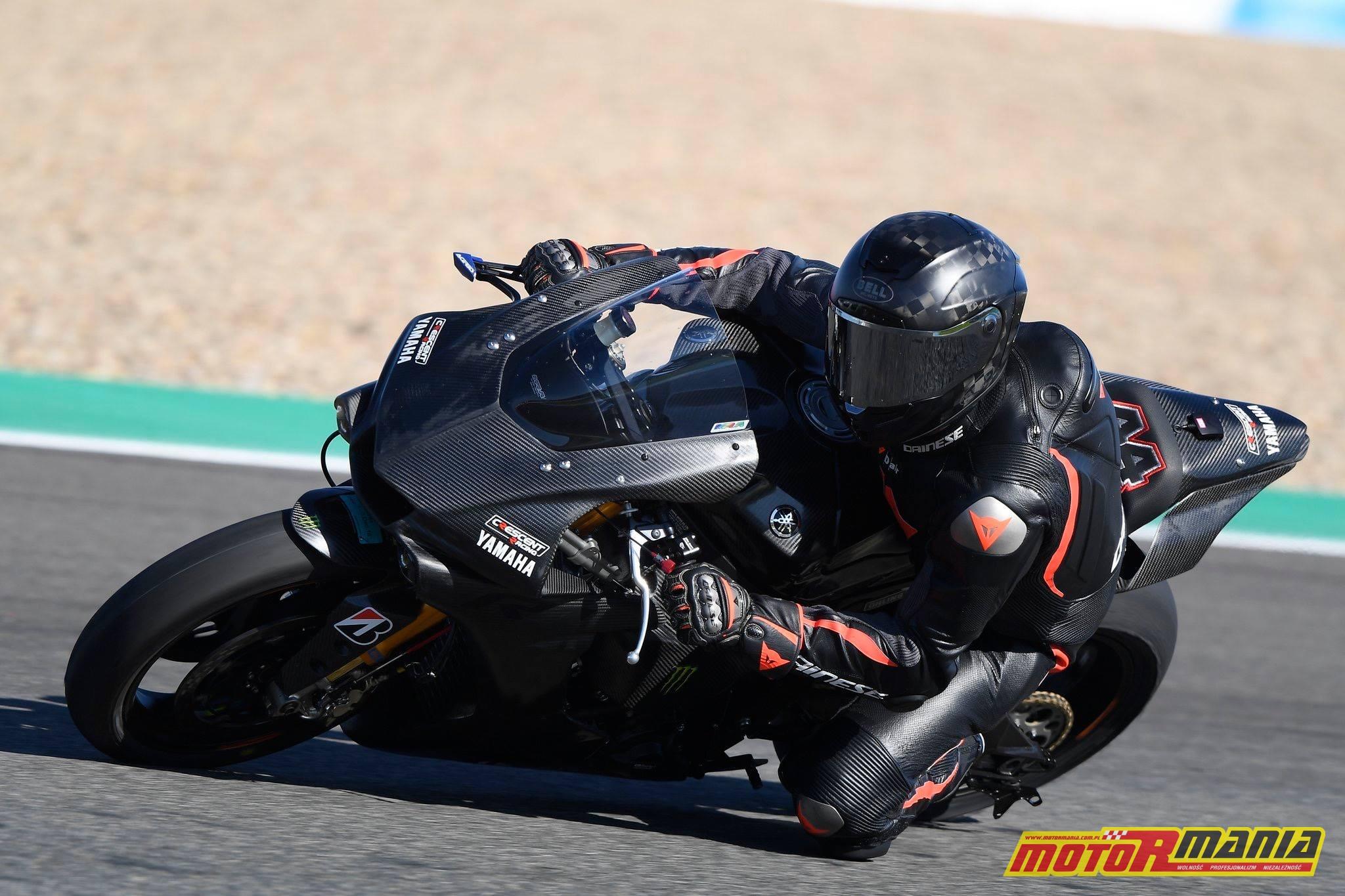 Lewis Hamilton R1 Carbon Pata Yamaha Jerez 2018 (4)