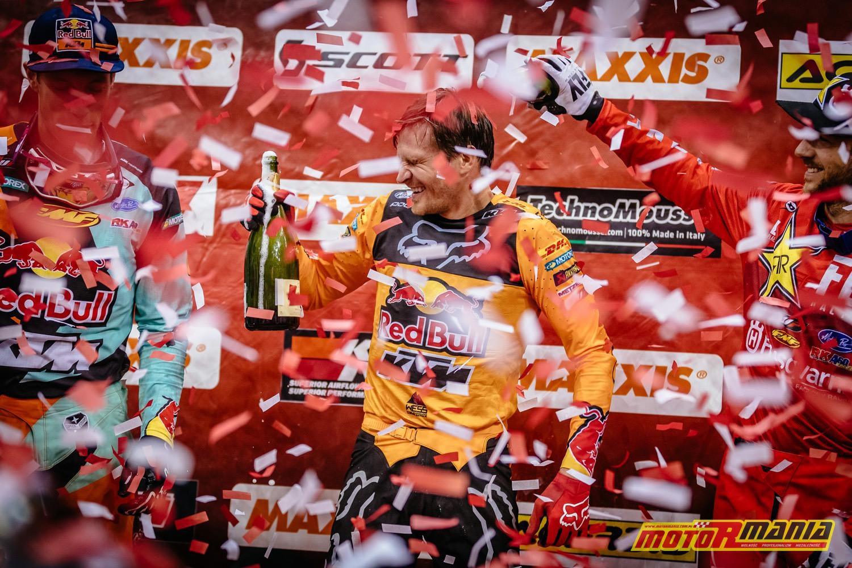 Mistrzostwa Świata SuperEnduro - podium Prestige (1)