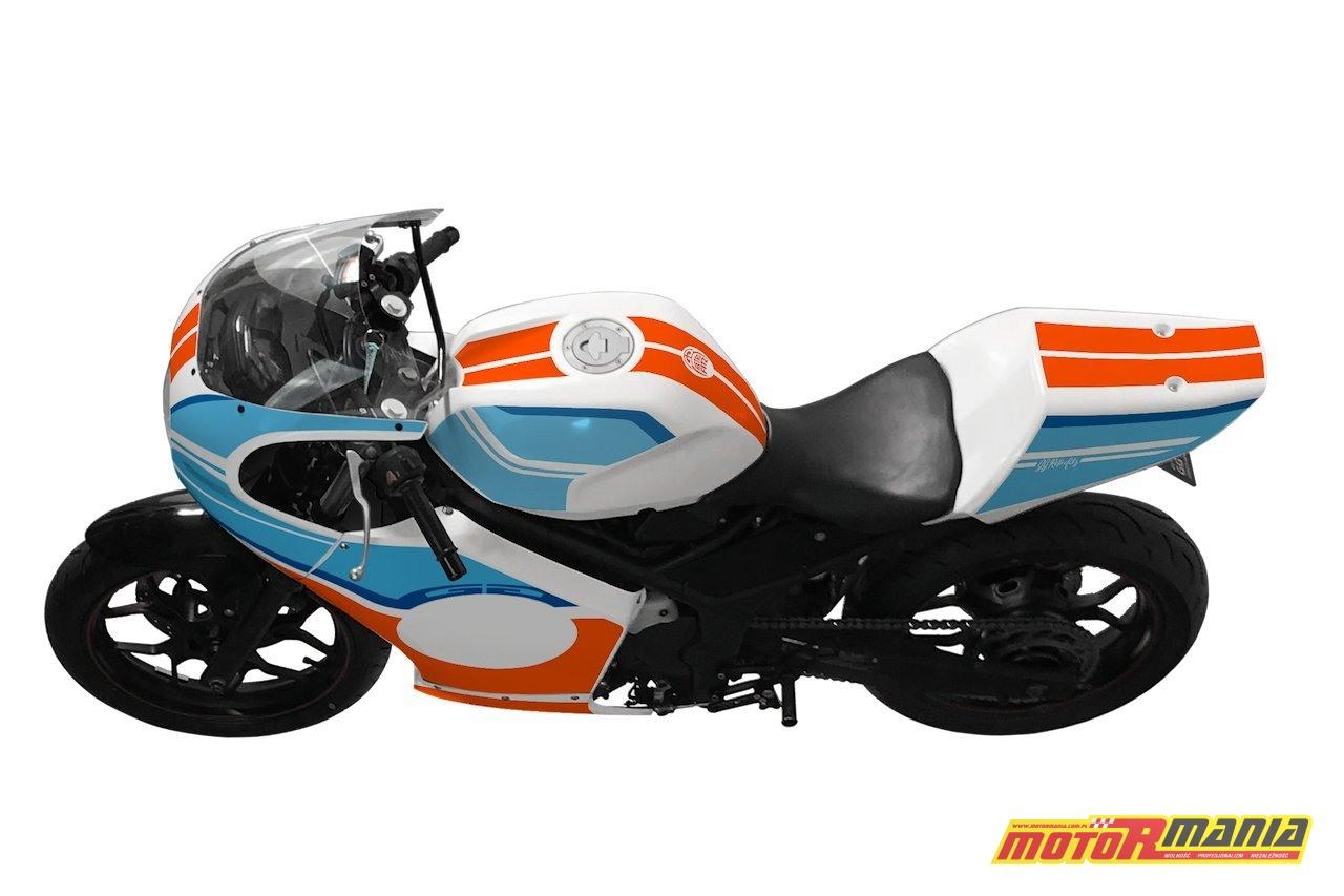 Yamaha R3 owiewki cafe racer  (10)