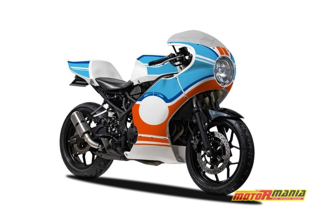 Yamaha R3 owiewki cafe racer  (11)