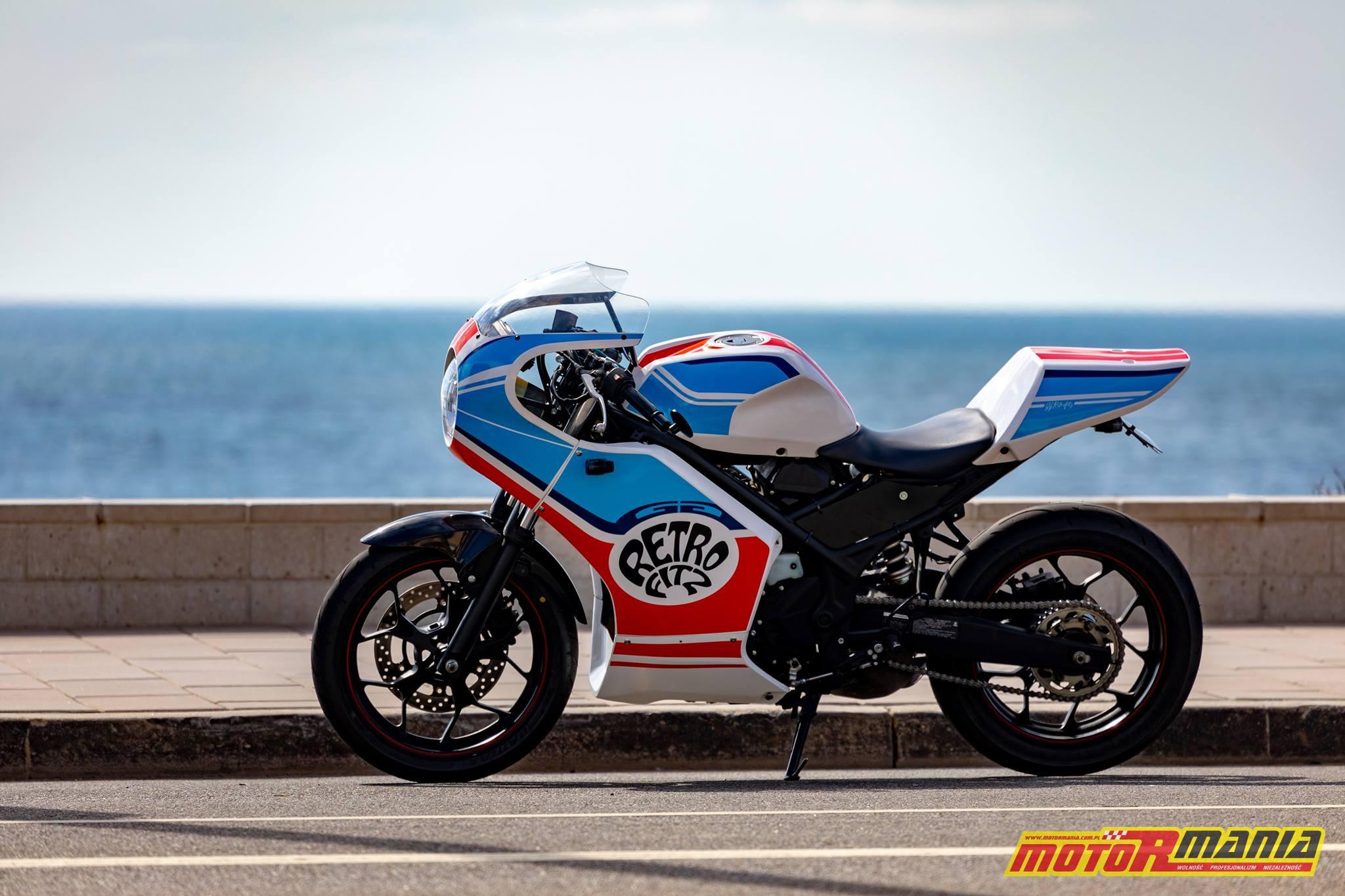 Yamaha R3 owiewki cafe racer  (15)