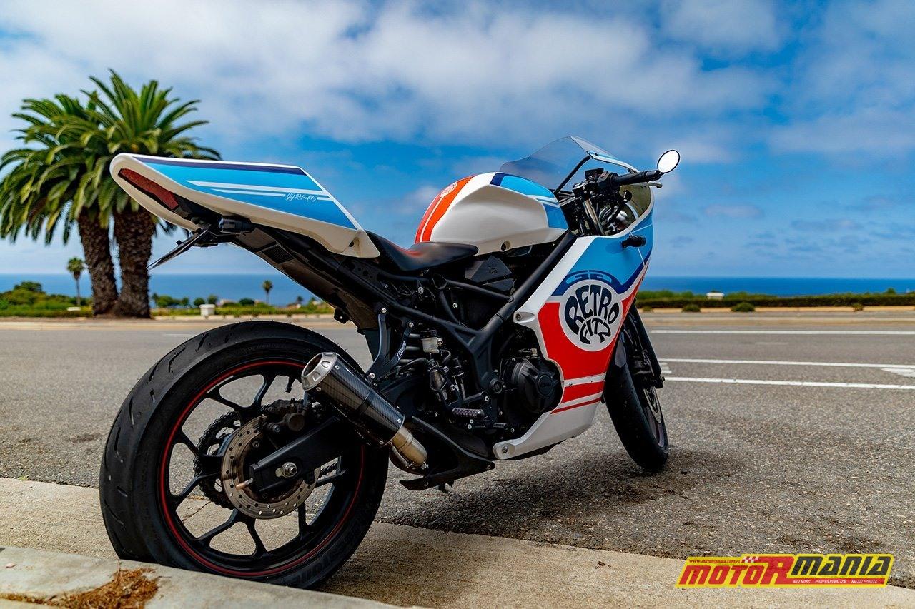 Yamaha R3 owiewki cafe racer  (5)