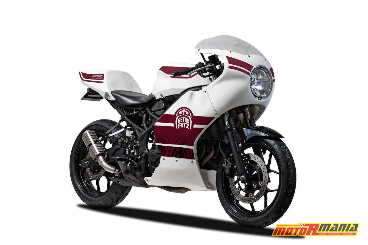 Yamaha R3 owiewki cafe racer  (8)