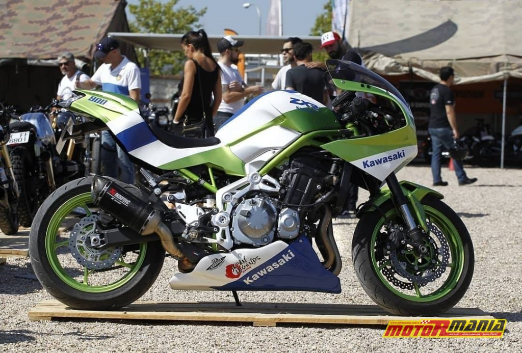 ZXR900 Japan Legends - custom Z900 kawasaki zxr750 (1)