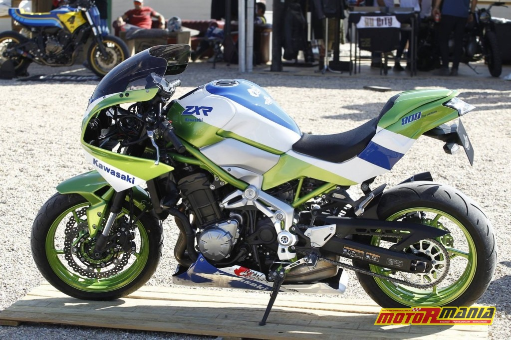 ZXR900 Japan Legends - custom Z900 kawasaki zxr750 (5)