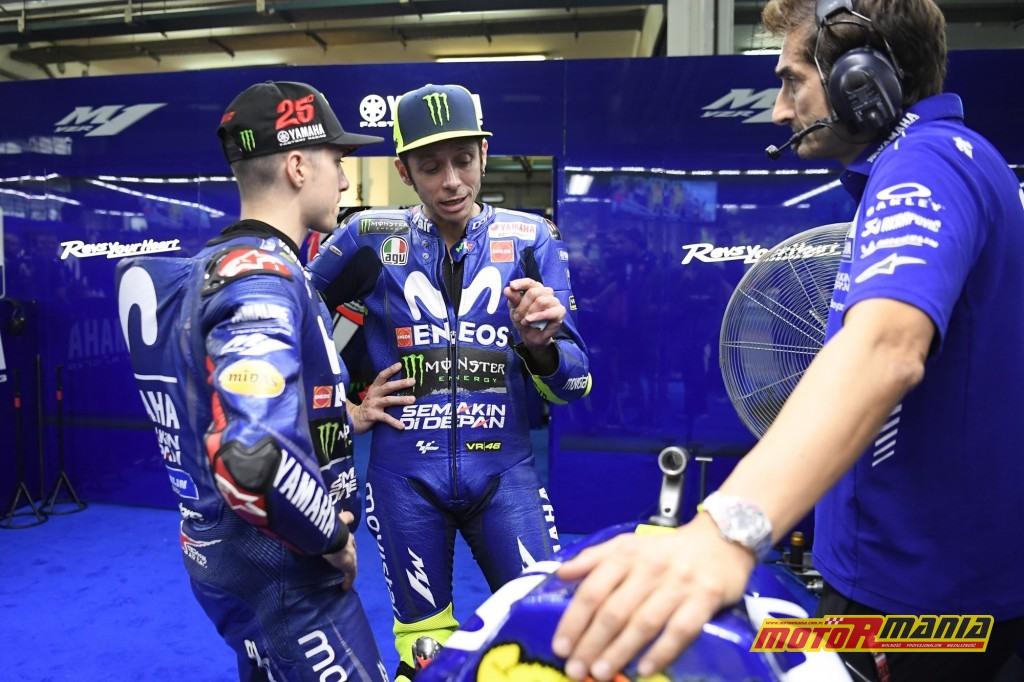 Którego z nich Yamaha posłucha przed sezonem 2019? Którego powinna?