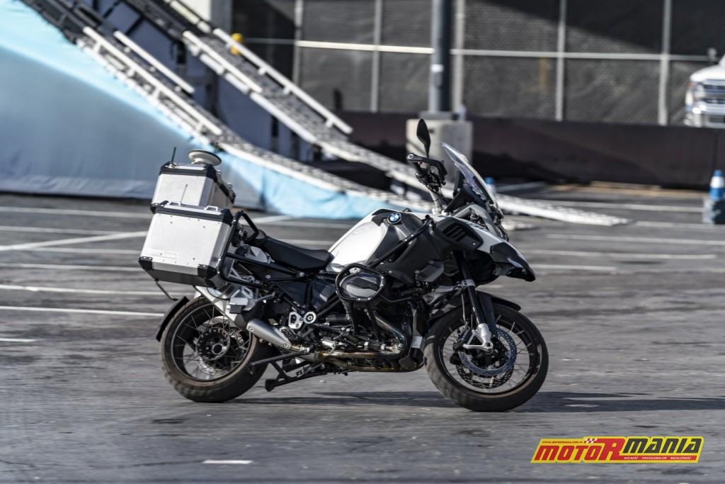 BMW R1200GS autonomiczna jazda bez kierowcy - CES Las Vegas 2019 (5)