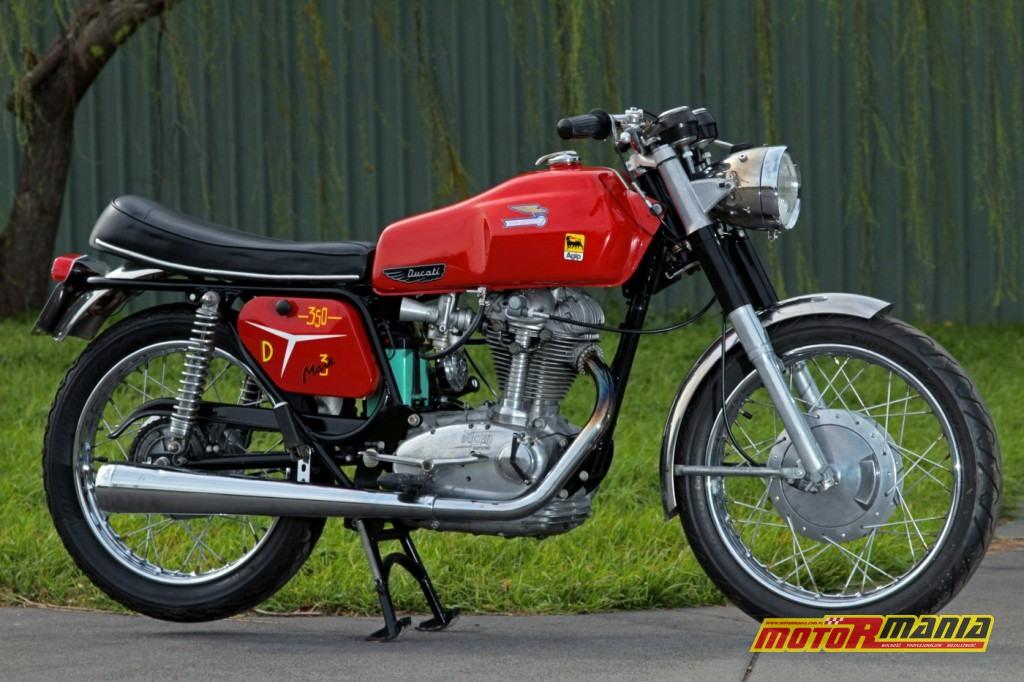 Desmo 350 Mark 3