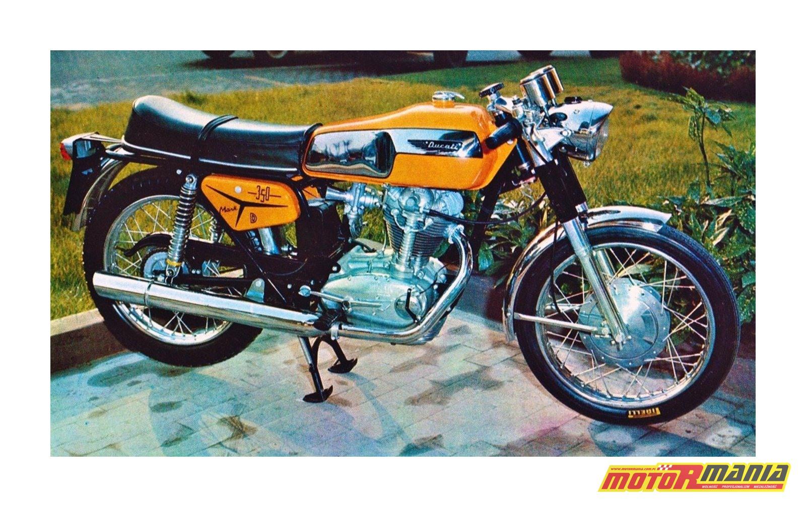 Ducati Desmo 350