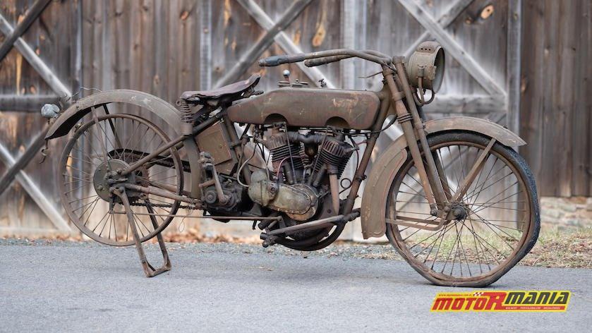 Harley-Davidson Model 16F 1916