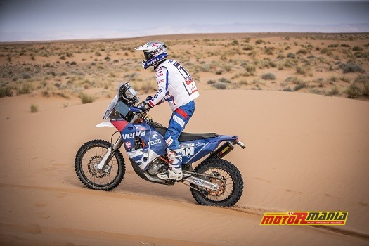 ORLEN_Team_Giemza Maroko finisz 1m