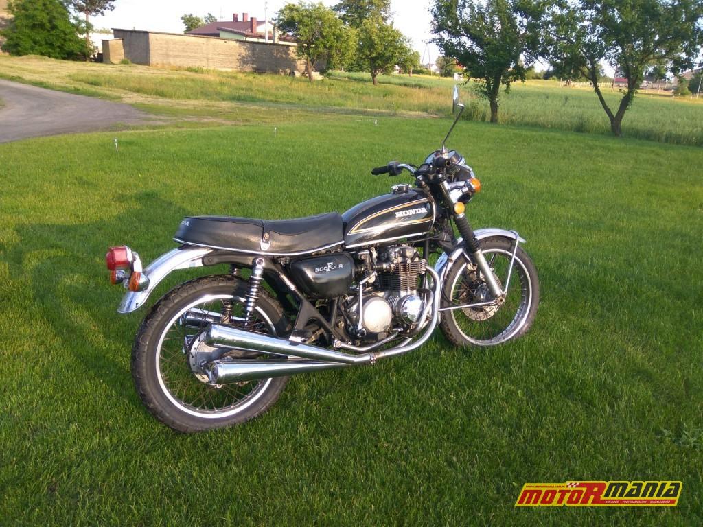 kradziez Honda CB500 Four 1971  (1)