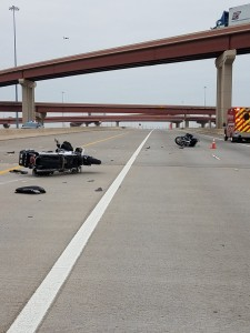 policja dwoch policjantow wypadek