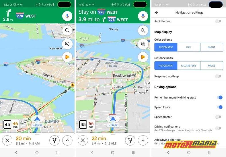 predosciomierz google mapy