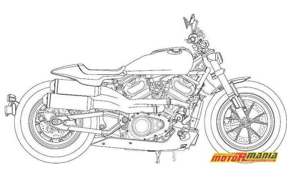Harley Custom 1250 (1) 2020