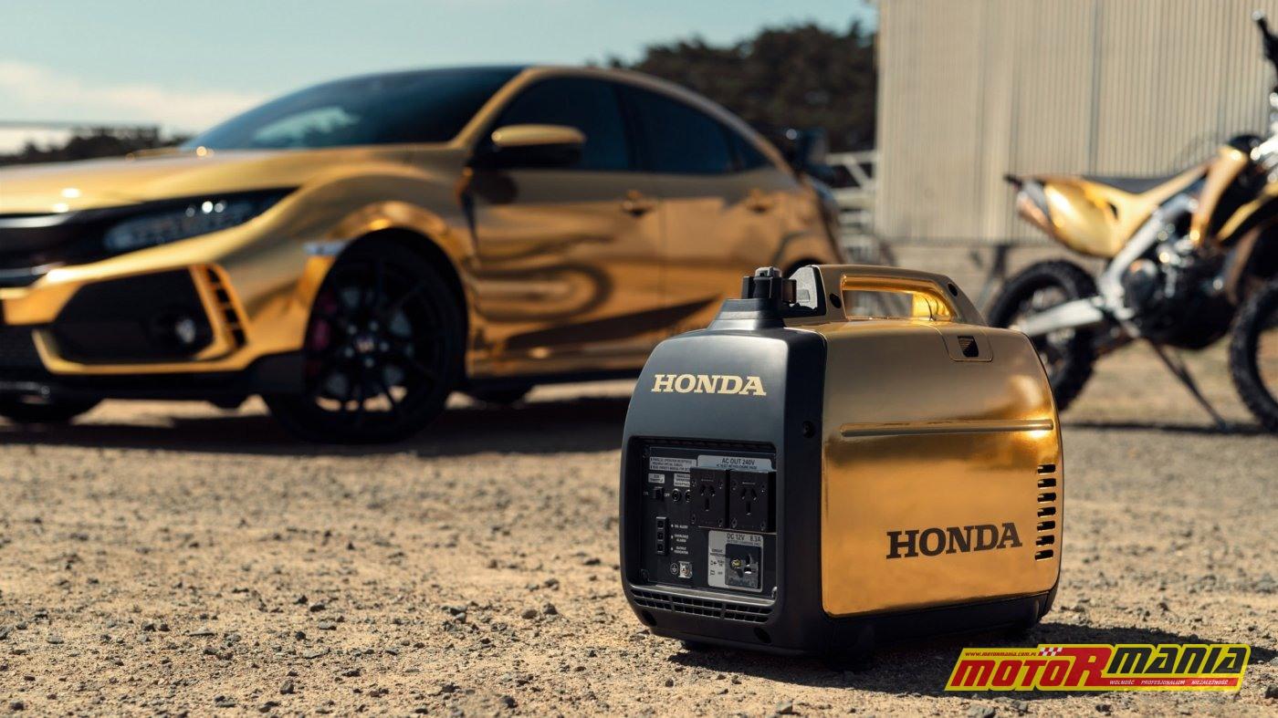 Honda na zloto australia wrap vinyl (2)