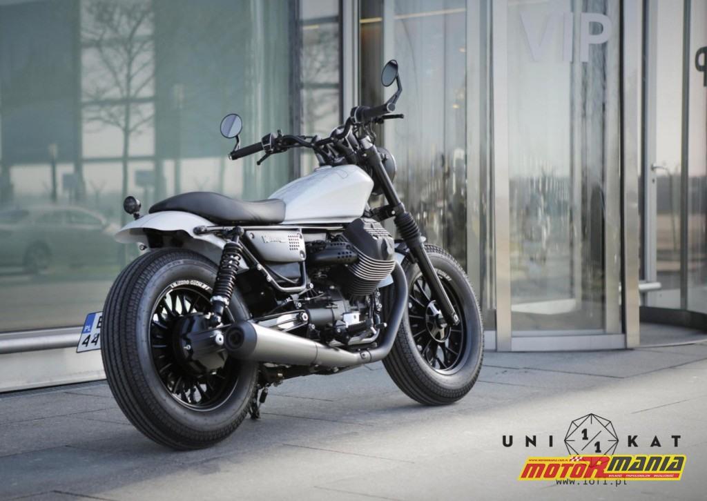 Moto Guzzi V9 Bobber - custom Unikat Motorworks (12)