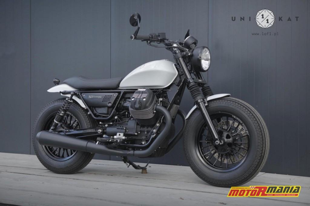 Moto Guzzi V9 Bobber - custom Unikat Motorworks (4)