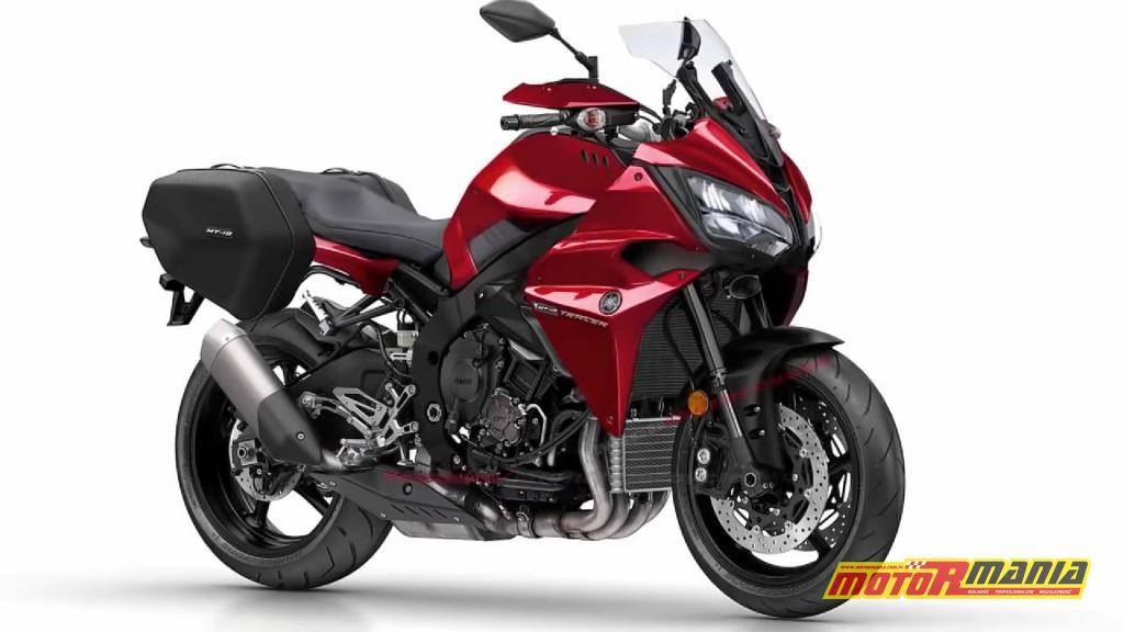 MT-10 Tracer w wizji Mich Motorcycle.