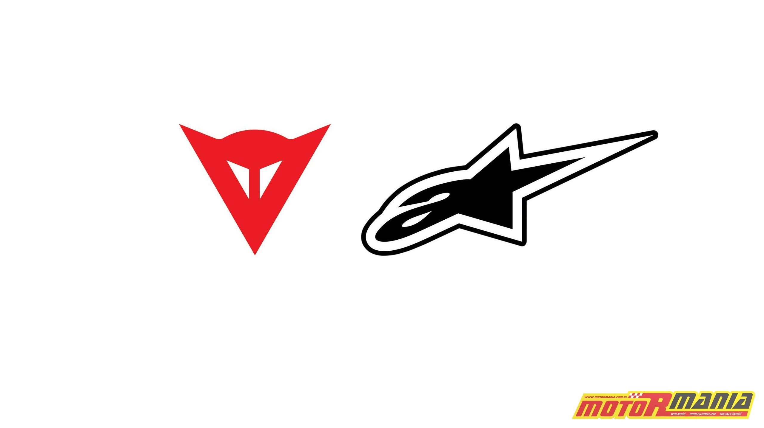 dainese alpinestars logo