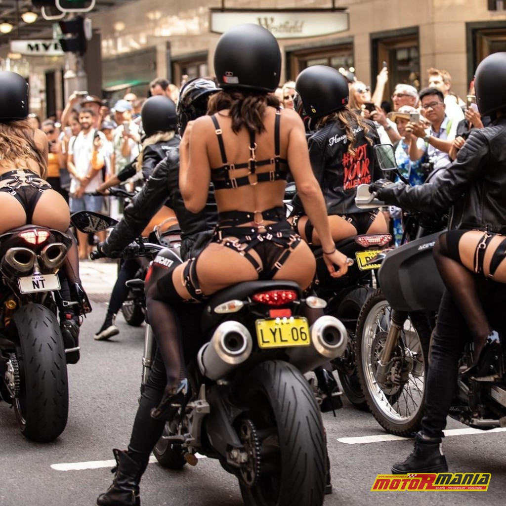 sydney dziewczyny w bieliznie na motocyklach not your valentine (3)