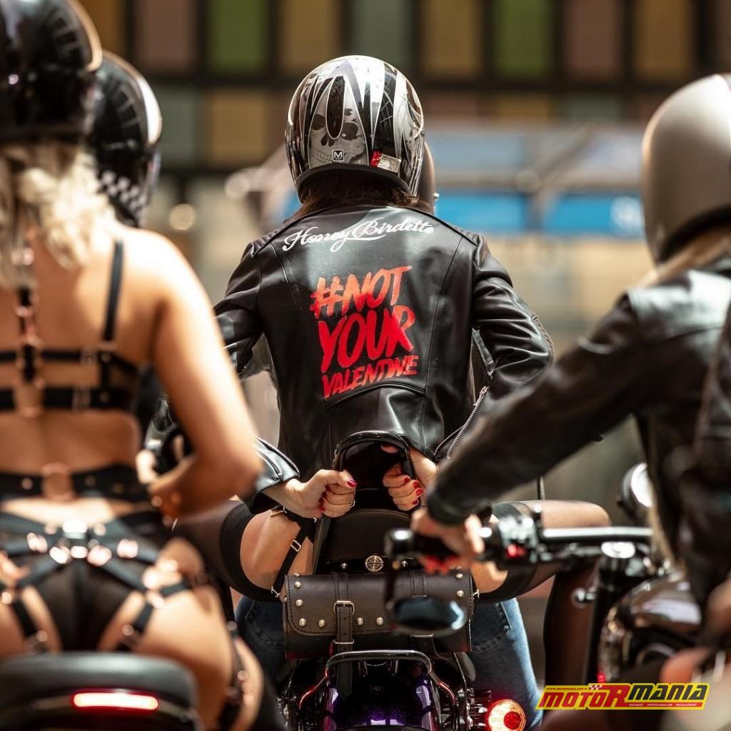 sydney dziewczyny w bieliznie na motocyklach not your valentine (7)