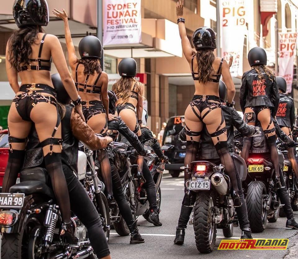sydney dziewczyny w bieliznie na motocyklach not your valentine (9)